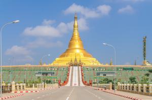 Myanmar Poll-position